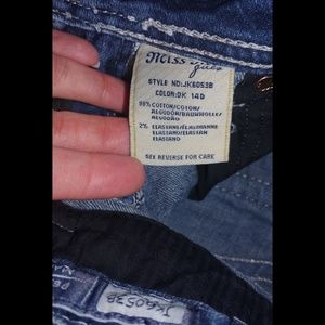 Miss Me Bottoms - Miss me girls jeans